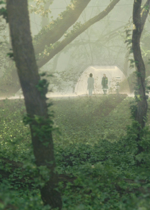 Movie directed by Denis Villeneuve. Cinematography by Roger Deakins. Gallery includes movie stills featuring Ryan Gosling as 'K', Harrison Ford as Rick Deckard, Robin Wright as Lieutenant Joshi, Sylvia Hoeks as Luv, Ana de Armas as Joi, Jared Leto as Niander Wallace, Mackenzie Davis as Mariette, Dave Bautista as Sapper Morton, Krista Kosonen, Carla Juri as Dr. Ana Stelline, David Dastmalchian as Coco, Tómas Lemarquis as File Clerk, Hiam Abbass as Freysa, Krista Kosonen as Doxie #2 and Lennie James as Mister Cotton. Blade Runner 2049 has been praised by film critics as one of the best movie sequels ever made and Roger Deakins has been tipped to win the Best Cinematography Oscar Award for the astounding lighting and color palette.