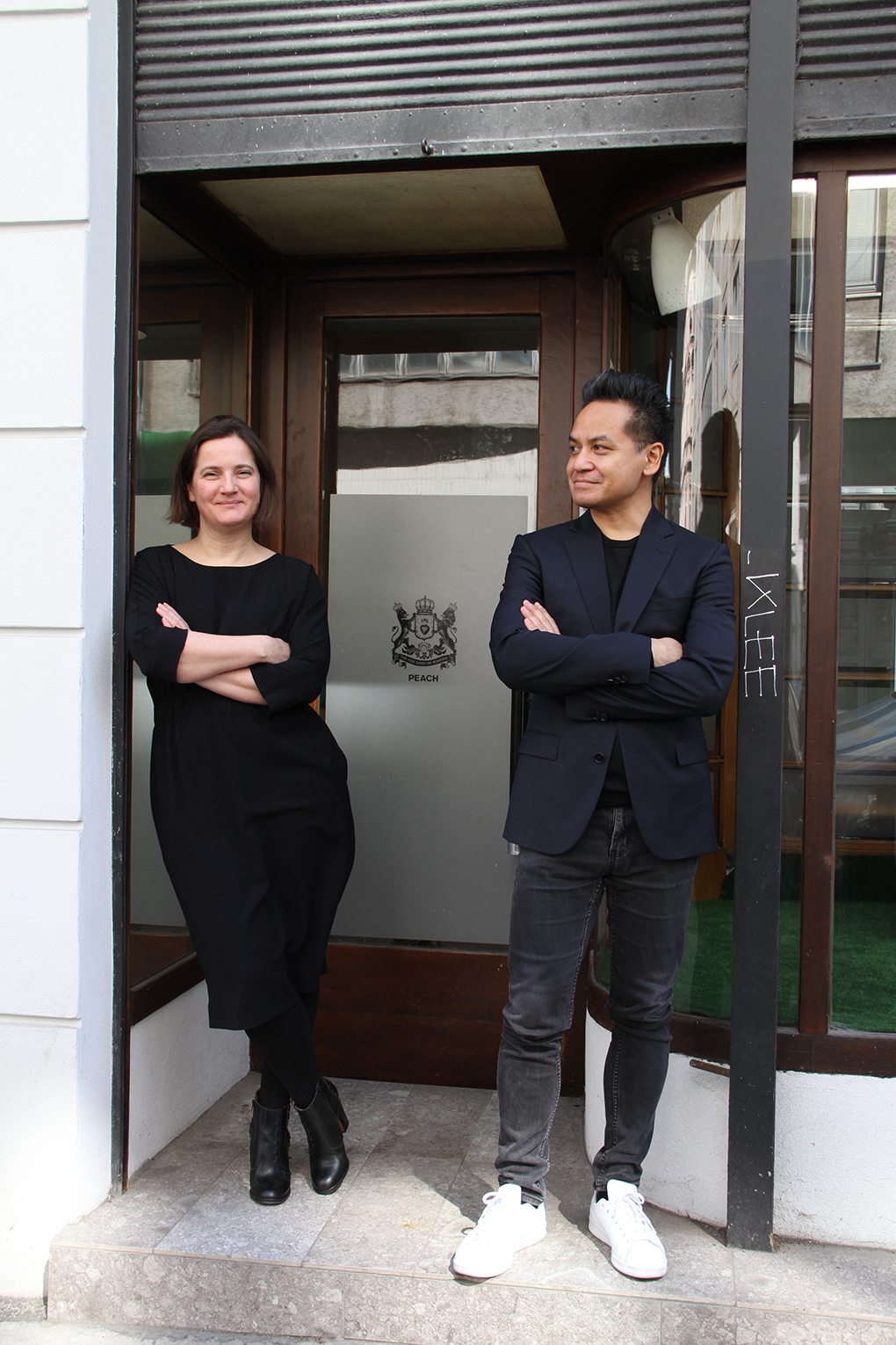 Birgit Vollmeier & Yudi Warsosumarto, The CEOs of PEACH